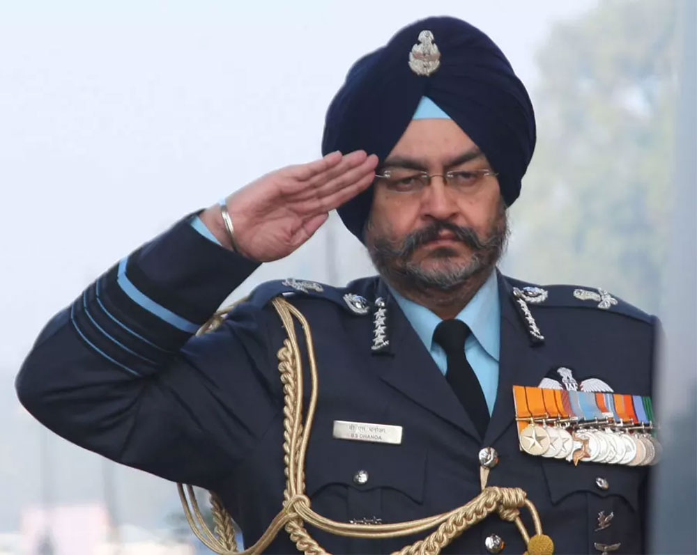 Need to enhance IAF's capability to take on adversaries: Air Chief