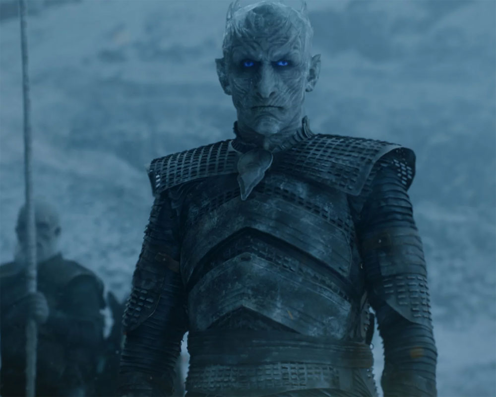 Night King from GOT to be part of 8th Delhi Comic Con