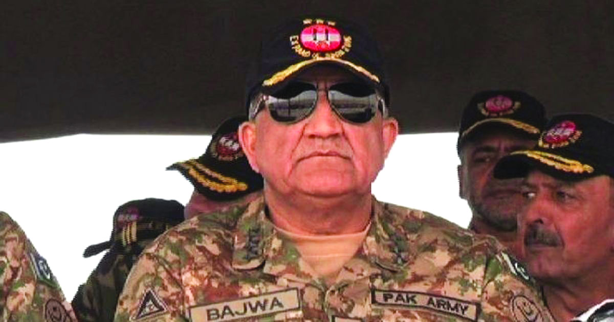 Pak Army chief vows to spill blood on LoC