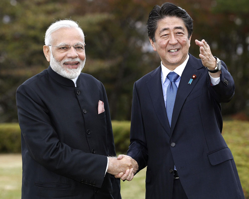 PM Modi one of my most dependable friends: Abe