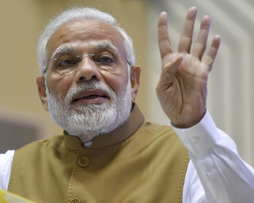 PM to inaugurate Rs 1,572 cr NHs in Varanasi