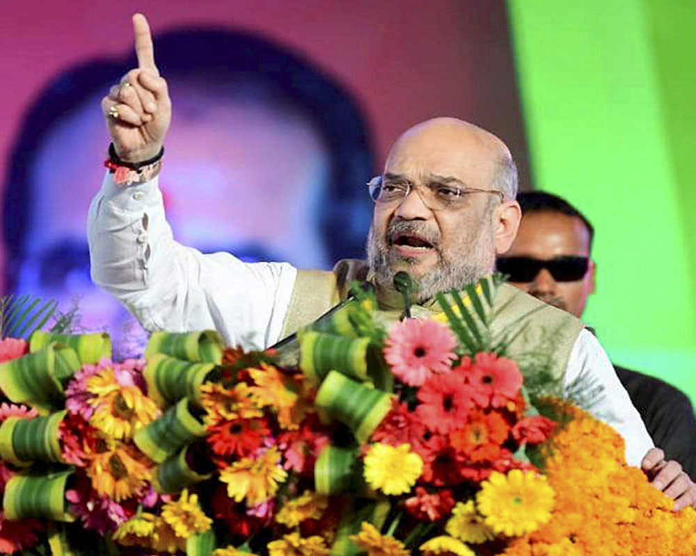 Prime Minister Modi ensured triple talaq has no place in country: Amit Shah