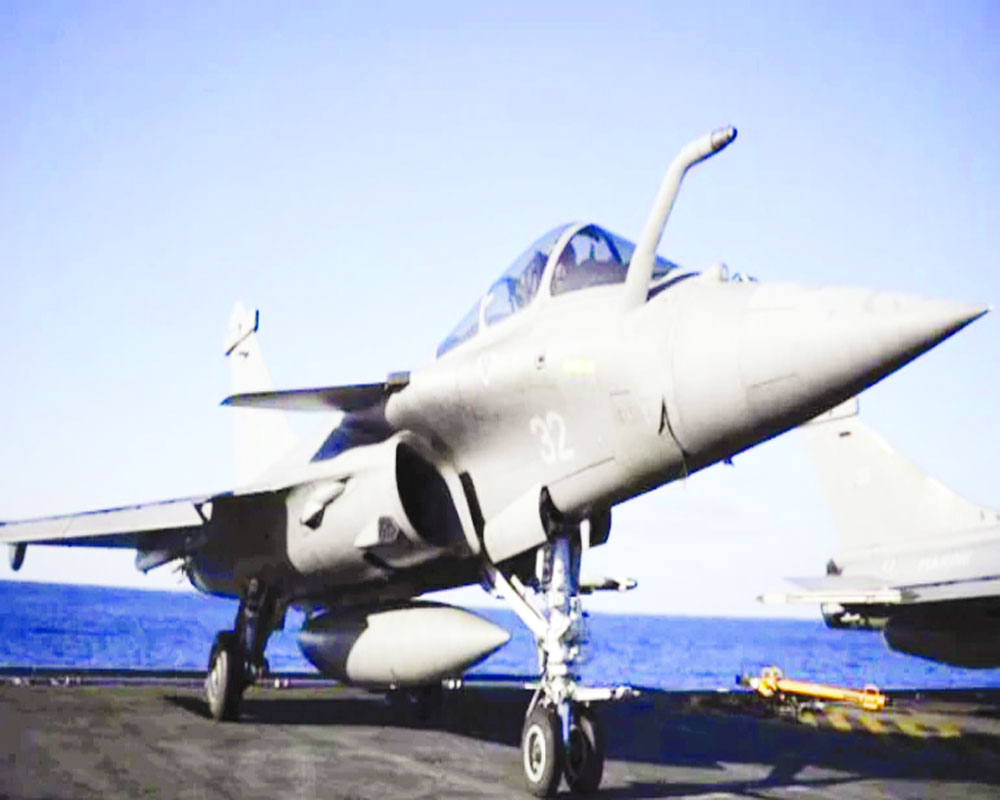 Rafale deal: Smoothen ruffled feathers