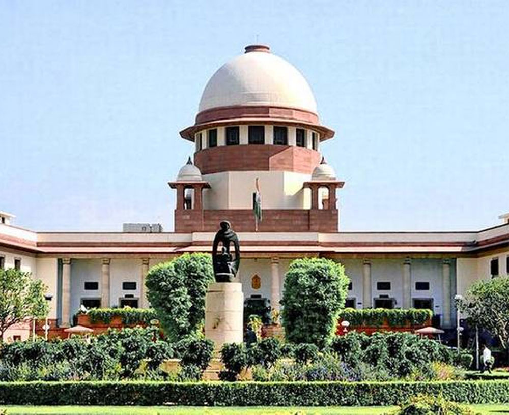 SC modifies its order on dowry harassment