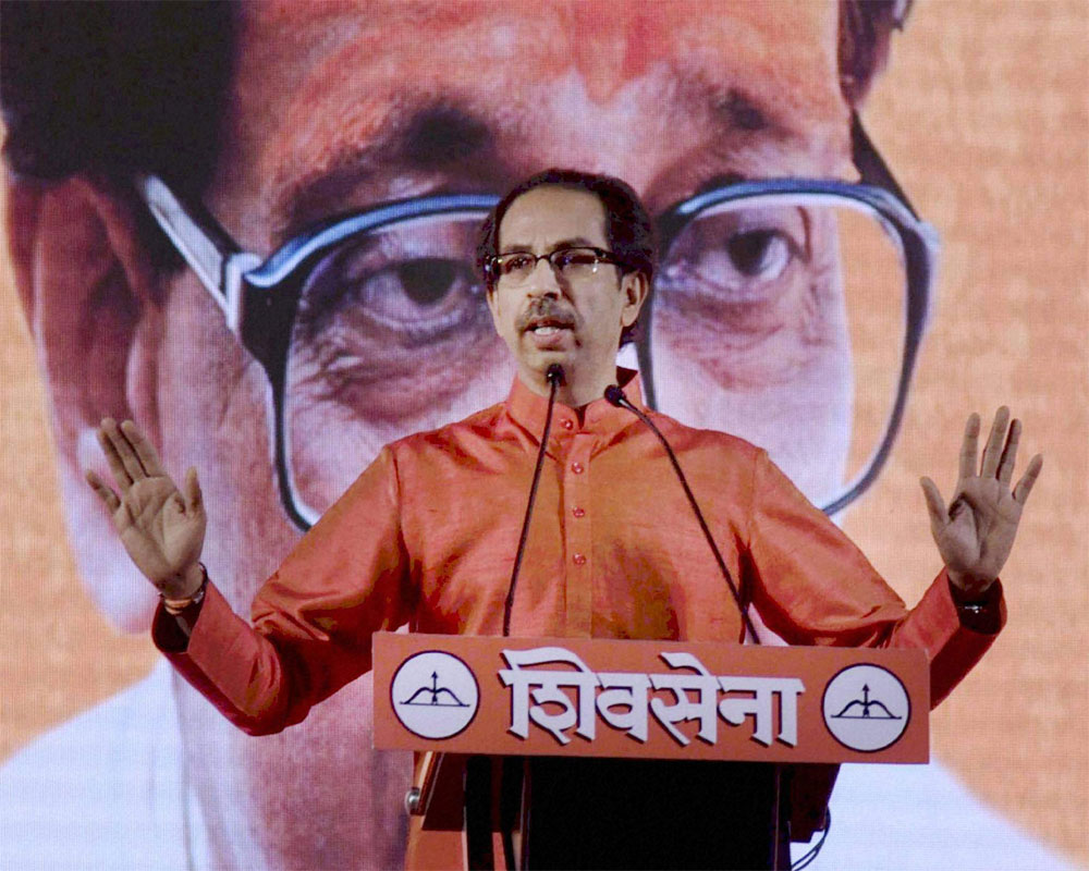 Spell out the date for Ram temple construction: Thackeray