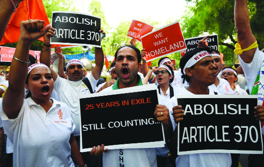The case against Article 370