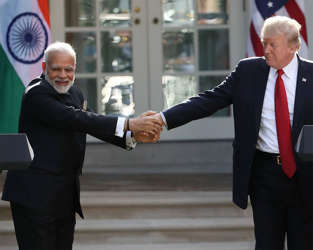 Trump To Celebrate Diwali In Oval Office Next Tuesday White House