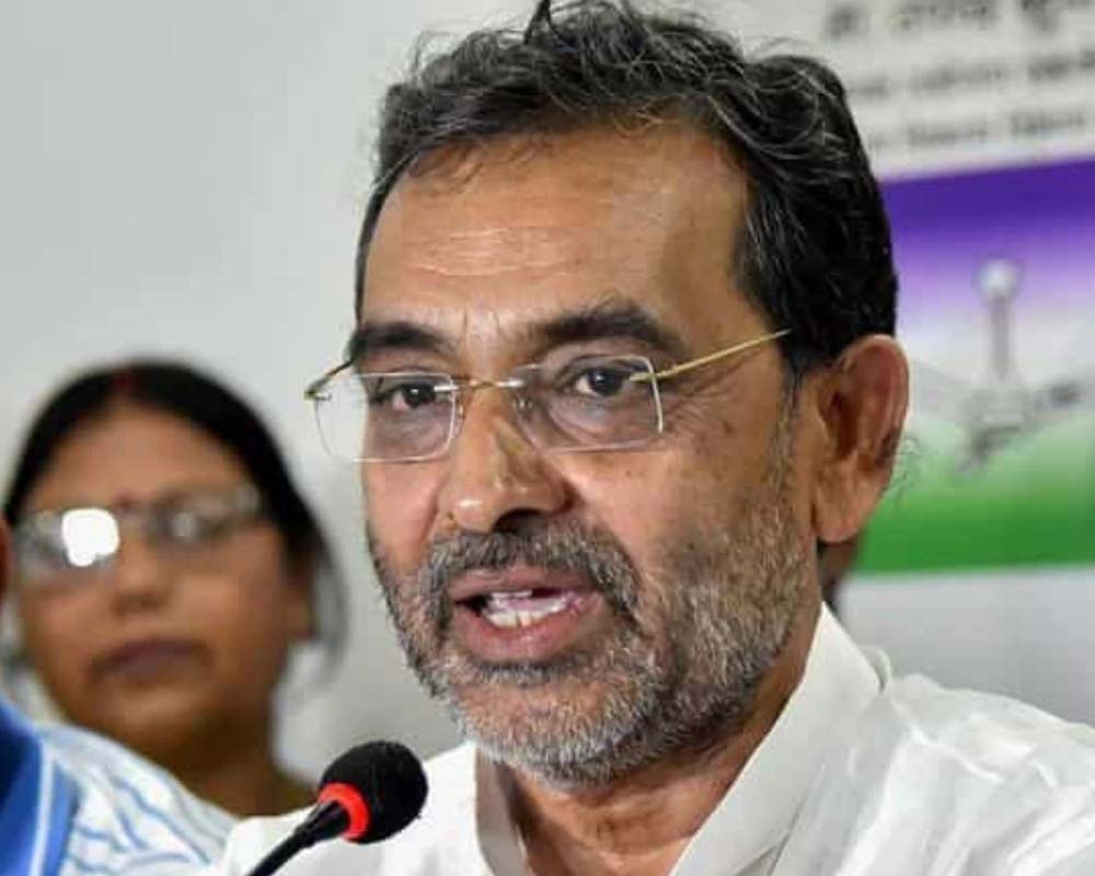 Upendra Kushwaha resigns from Union council of ministers