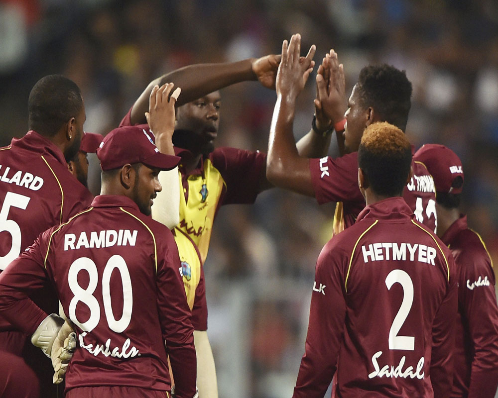 West Indies opt to bowl against India