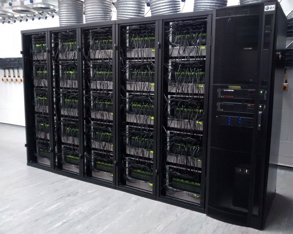 Worlds Largest Brain Like Supercomputer Switched On For First Time