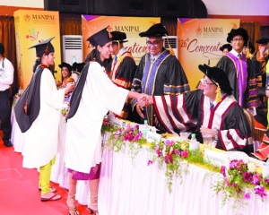 'Retaining good faculty is the challenge'