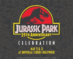 'Jurassic Park' art show to mark its 25th anniversary