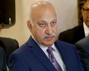 #MeToo campaign: Union min M J Akbar moves court against journalist