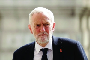 Corbyn, Palestinians and Brexit