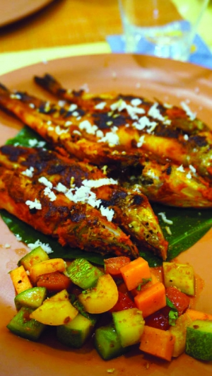 Mangalore  on your platter