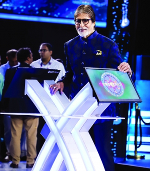 KBC 10 comes on a high