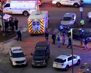 4 killed in Chicago shooting