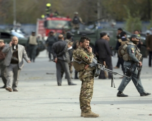 40 killed in blast at Afghan religious gathering: health ministry