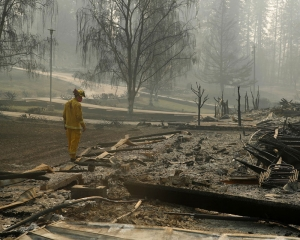 74 killed in California wildfires, over 1,000 missing