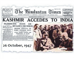 Accession of J&K: Breaking myths