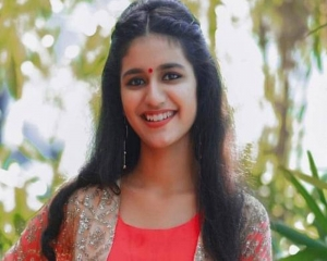 Actress Priya Varrier most searched personality on Google in 2018