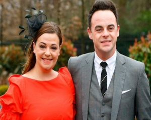 Ant McPartlin's ex-wife slams his new girlfriend