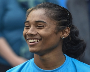 Being on NADA's scrutiny list not a problem: Hima Das