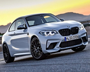BMW launches new M2 Competition model priced at Rs 79.9 lakh