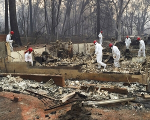 California wildfires toll reaches 65, 631 remain missing