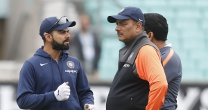 CoA may discuss England tour with Shastri