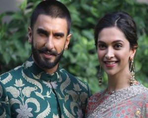 Deepika, Ranveer set for 'band, baaja, baaraat' in Italy