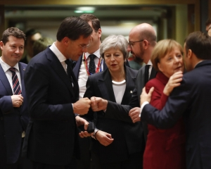 EU leaders rebuff May's plea over Brexit deal