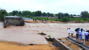 Flood-prone area up by 25% in 33 yrs