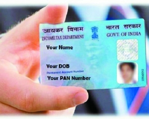 I-T dept does away with mandatory quoting of father's name for PAN applications