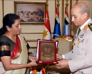 India, Egypt decides to boost defence cooperation