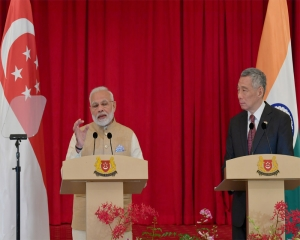 India, Singapore decide to ramp up defence cooperation