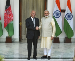 India committed to Afghan-led peace process: Modi