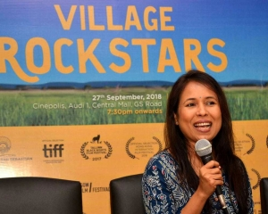 India's 'Village Rockstars' out of Oscar race