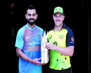 India start as favourites against Aussies