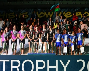 India win two bronze medals in Acrobatic Gymnastics World Cup