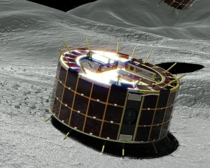 Japan successfully lands robot rovers on asteroid's surface