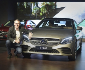 Merc launches new new C-Class with BS-VI diesel engine
