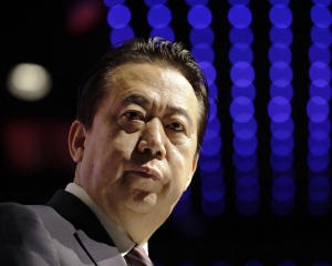 Missing Interpol chief detained in China for questioning: report