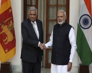 Modi, Wickremesinghe hold talks; discuss India-assisted development projects in Lanka