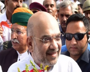 Modi greets Amit Shah on 54th birthday