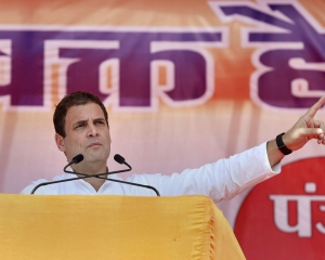 Modi has admitted to his theft in Rafale deal: Rahul