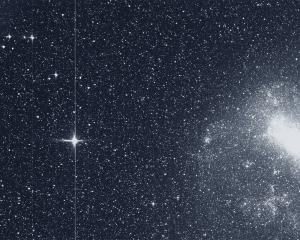 NASA's newest planet hunter telescope shares first science image