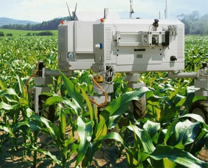New robot may help in harvesting crops