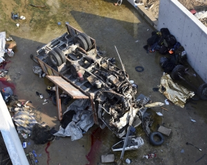 Nineteen killed in migrant vehicle crash in Turkey