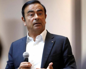 Nissan chairman Ghosn arrested in Tokyo: Japanese media